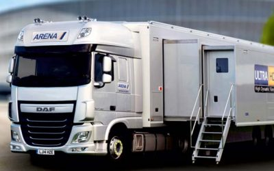 New HD IP outside broadcast trucks for Arena Television