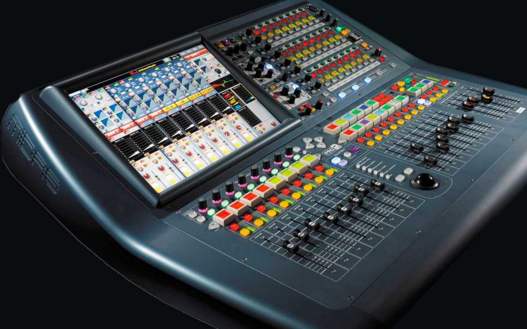 Medialease aids Pro Productions' audio expansion