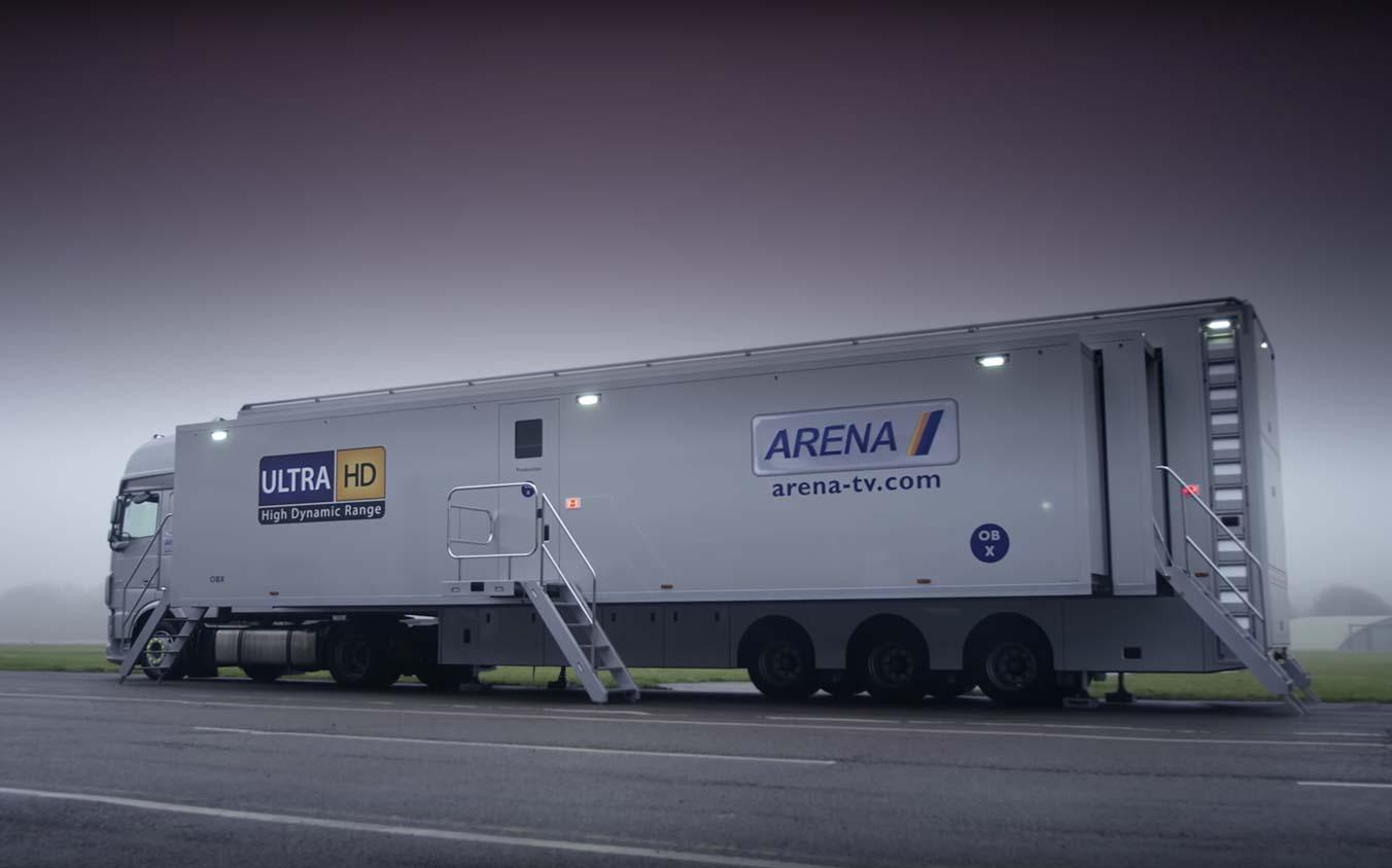 Arena OB X truck