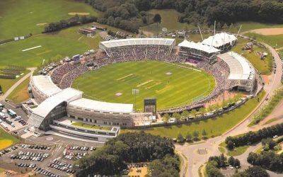 Cricket ground finance for Hilton Hotel at the Ageas Bowl