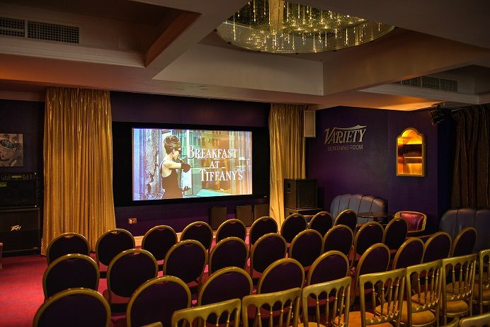 Karma Sanctum Soho upgrades its digital cinema projector