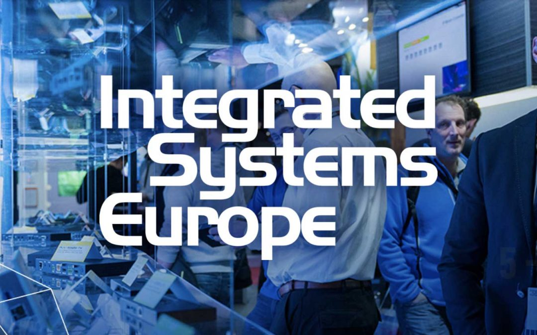 Medialease will be at Integrated Systems Europe 2019