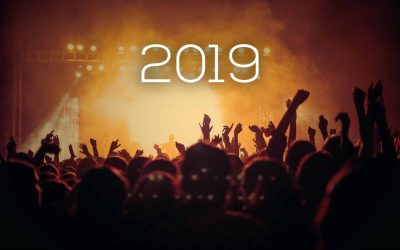 Here's to a great 2019! Kind regards from us all at Medialease.