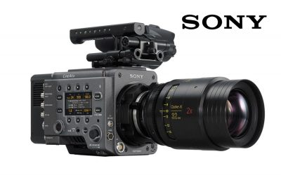 Sony 0% finance offer on VENICE camera and selected accessories